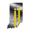 Indiana Transport logo icon