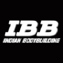 Indian Bodybuilding logo icon