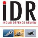 Indian Defence Review logo icon