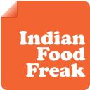 Indian Food Freak logo icon