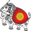 Indian Silk House logo icon