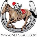 Indiarace logo icon