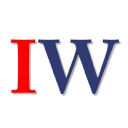 Indiawest logo icon