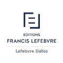 éditions Francis Lefebvre logo icon