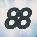Indie88 logo icon