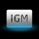 Indie Game Mag logo icon