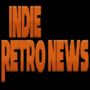 Indie Retro News logo icon