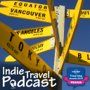 Indie Travel Podcast logo icon
