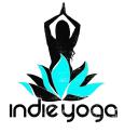 Indie Yoga logo icon