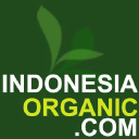 Indonesia Organic logo icon