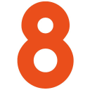 Indy8 logo icon