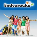 Indyarocks logo icon