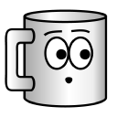 I Need Coffee logo icon