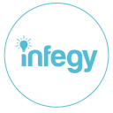 Infegy logo icon