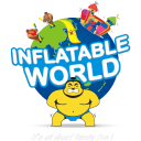Inflatable World Oz logo icon
