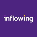 Inflowing logo icon