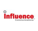 Influence logo icon