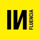 Influencia logo icon