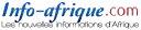 Info Afrique logo icon