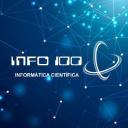 INFO 100 S. A. DE C. V. logo