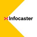 Infocaster logo icon