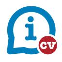 Info Cv logo icon