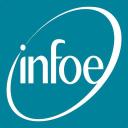 Infoe logo icon