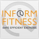 InForm Fitness Studios logo