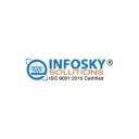 Info Sky Solutions logo icon