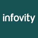 Infovity logo icon