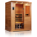 Infrared Sauna logo icon