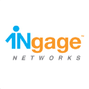 Ingage Networks logo icon