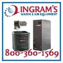 Ingram's Water & Air Equipment logo icon