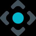 Inherit X logo icon