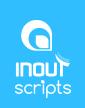 Inout Scripts™ logo icon