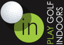 In Play Golf logo icon