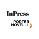 In Press Porter Novelli logo icon