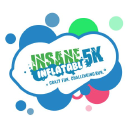 Insane Inflatable 5 K logo icon