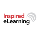 Inspired E Learning logo icon