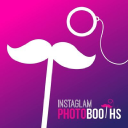 Instaglam Photobooths logo icon