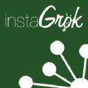 Insta Grok logo icon