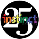 Instinct Magazine logo icon