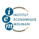 Institut économique Molinari logo icon
