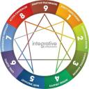 Integrative logo icon
