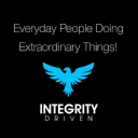 Integrity Driven Nutrition logo icon