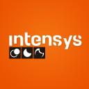 Inten Sys logo icon