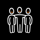 Interim logo icon