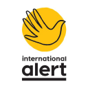 International Alert logo icon