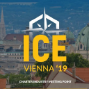 International Charter Expo logo icon