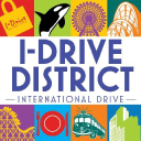 International Drive Orlando logo icon